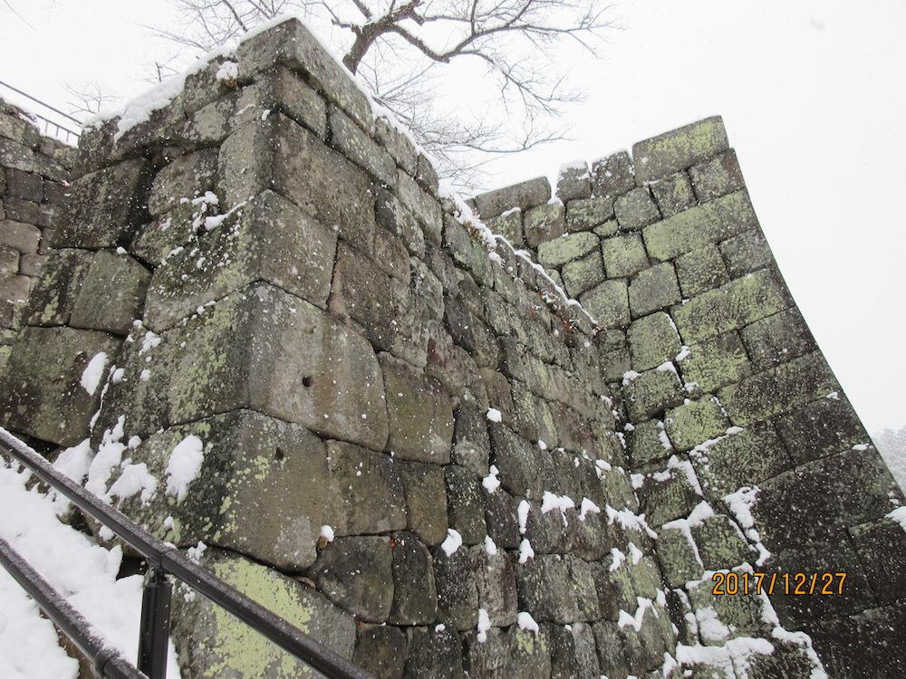 12月27日(水)白坂→白河へ 17.2km